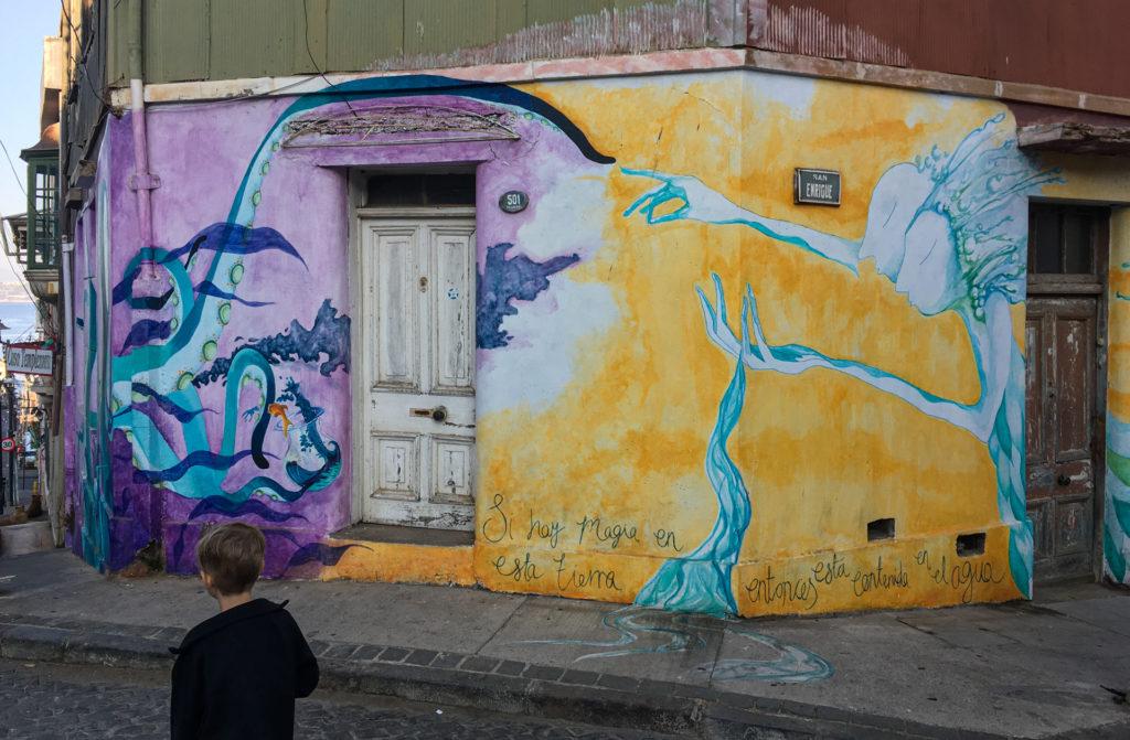 Valparaiso Chle