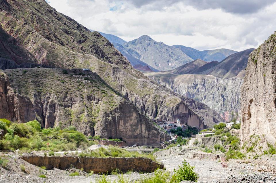 Iruya - Argentinien