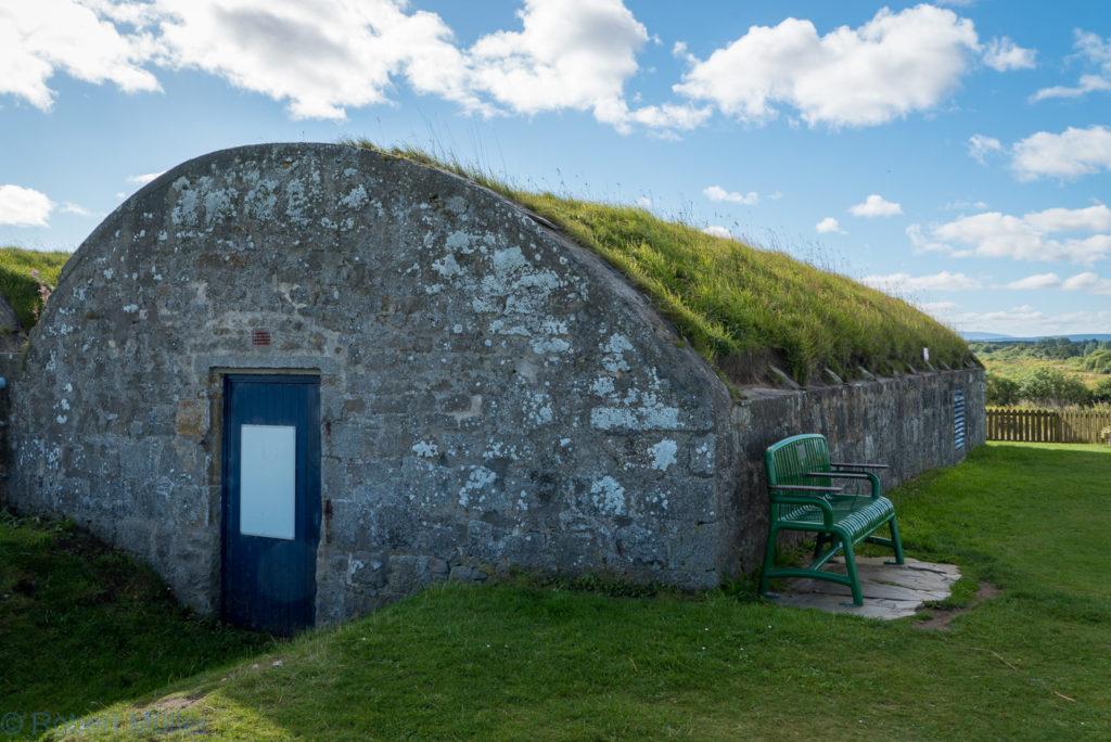 Tugnet Ice House - Scotland - Spey Bay
