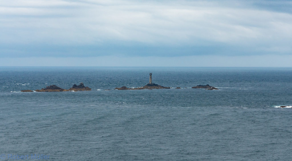 Longships Lighthouse Lands End
